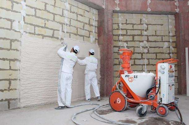 Оштукатуривание стен в Пензе